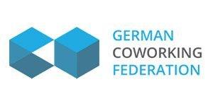 Logo der German Coworking Federation